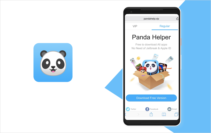 How To Install Panda Helper VIP On Your iPhone And An