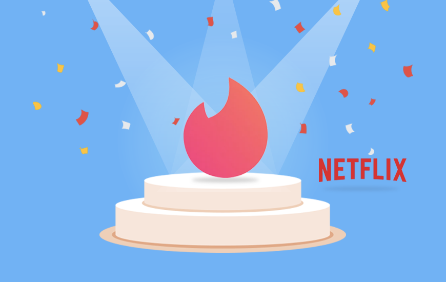 Tinder Beats Netflix As The Top Grossing Non-Game App In Q1 2019