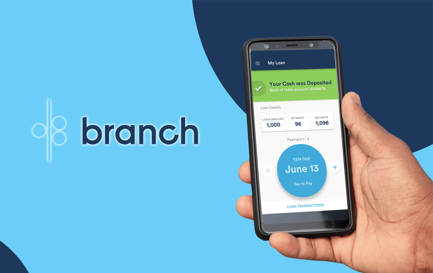 App-Based Lender Branch App Bags $170M In Funding
