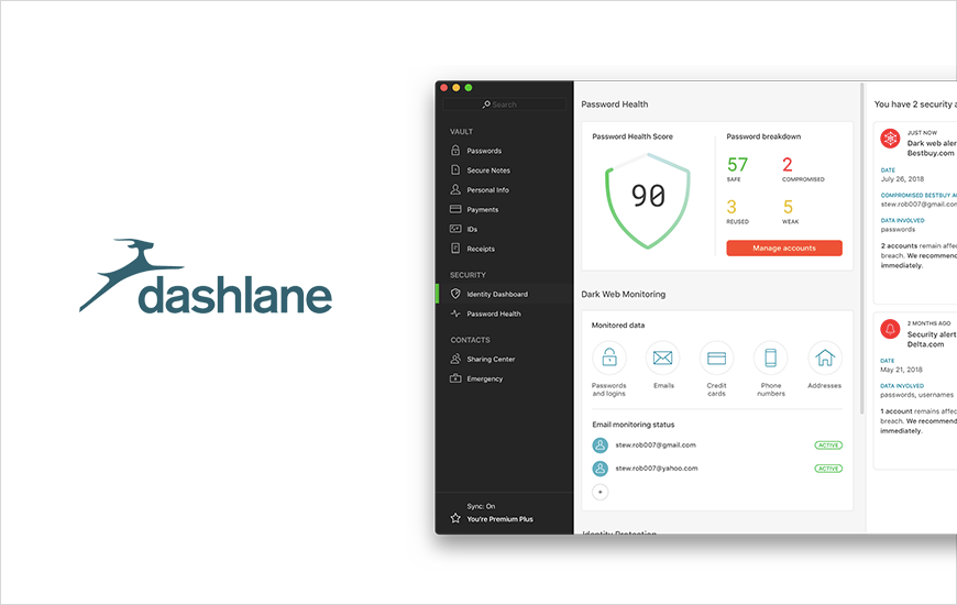 Password Management App Dashlane Raises $30M, Spotify Former CMO Joins Board