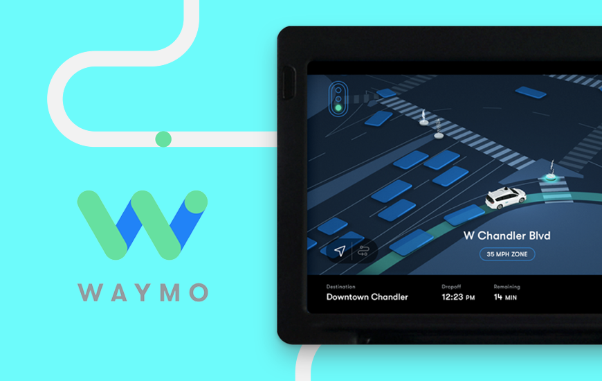 Waymo App Launched For Booking Self Driving Taxi Service