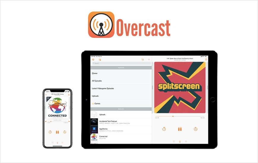 Overcast Podcast Player