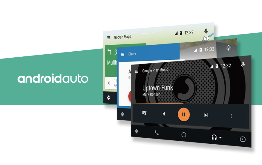 Android Auto Operating System