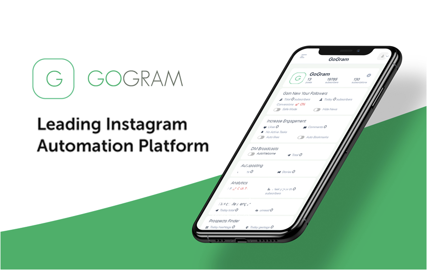 Get New Followers on Instagram With GoGram