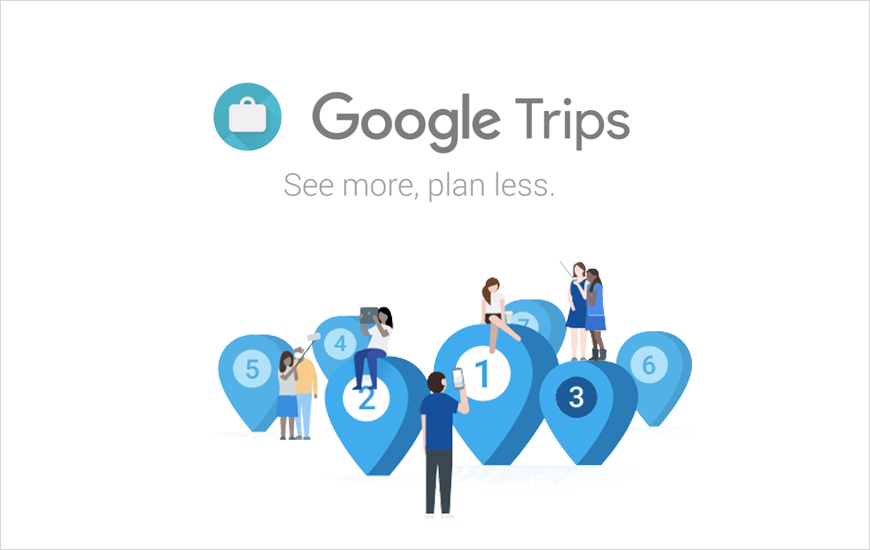 Google Makes it Easier to Plan and Organize Your Trips
