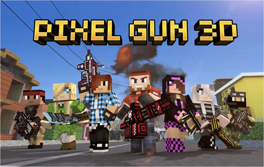 How To Download And Install Pixel Gun 3D In Your Mac And Windows PC