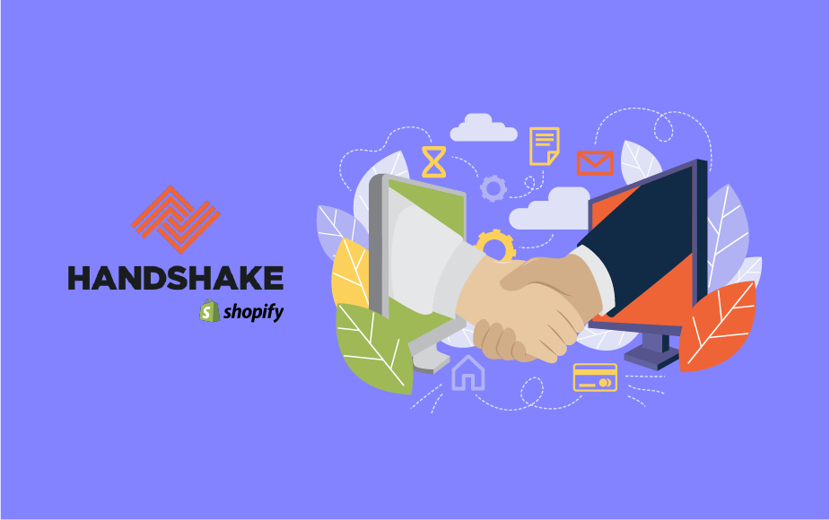 Shopify Acquired Handshake