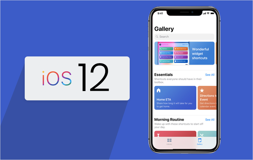 Everything About iOS 12 Features and iOS 12.4 Release Date