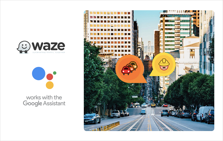 Google Assistant Integrated With Waze Navigation App For Better Reports On Incidents