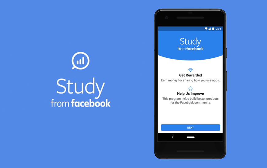 Facebook Debuts Study, An App That Will Pay Users For Sharing Their Data