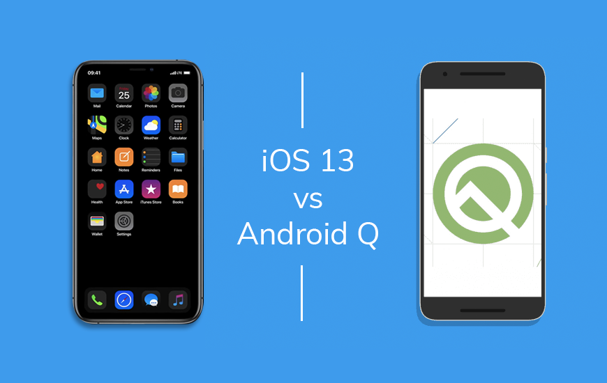 Android Q vs iOS 13: Which operating system is better?