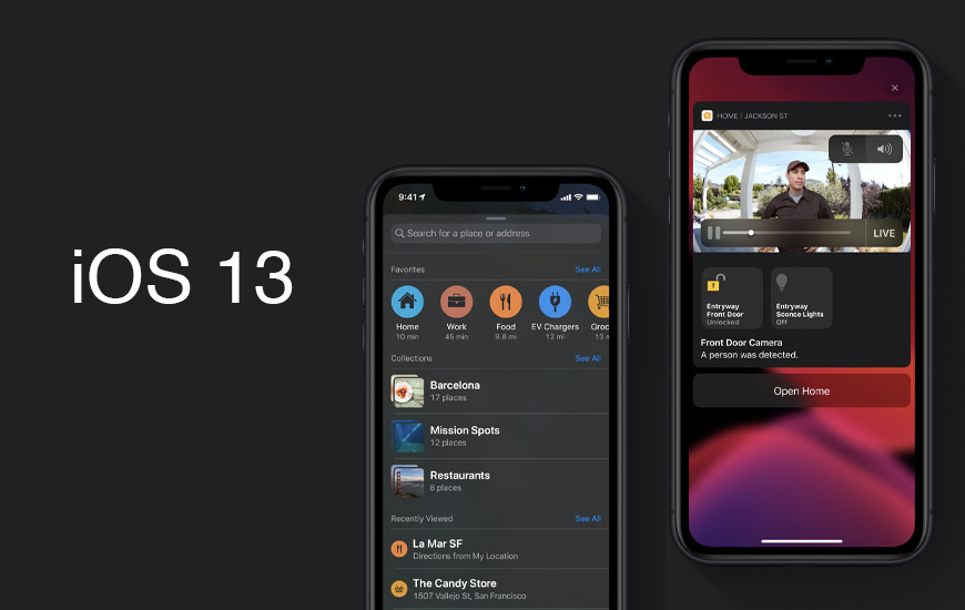 iOS 13 Exclusive Updates: Unveiling The Bold Look With Breathtaking Features