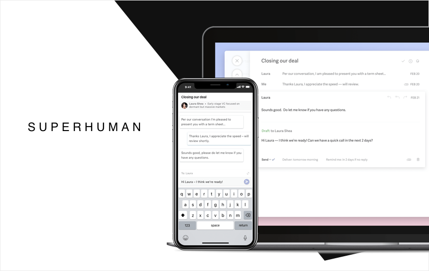 Superhuman, AI Email App That Will Reinvent Your Email Experience