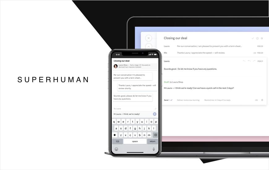 Superhuman, AI Email App