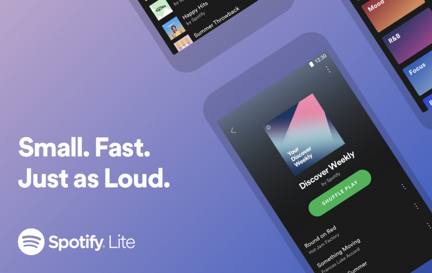 Spotify Lite Officially Launched
