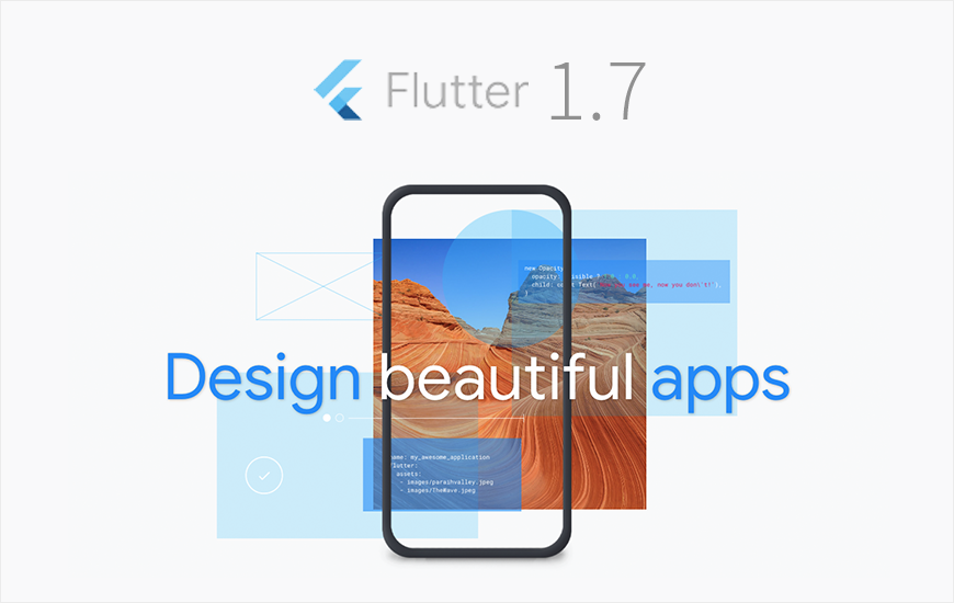 Flutter Latest Version 1.7