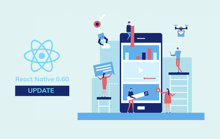 Know About React Native 0.60 Update With its Compelling Features
