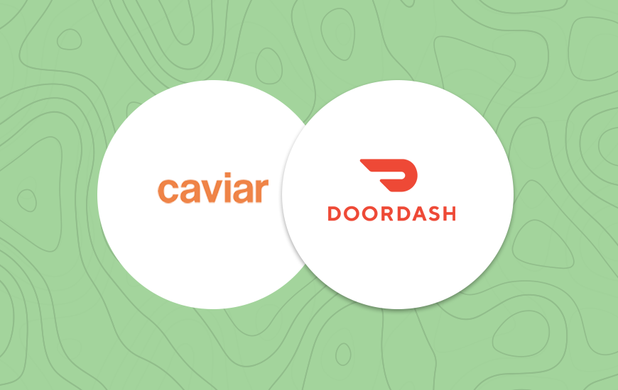 Square Sold Food Delivery App Caviar