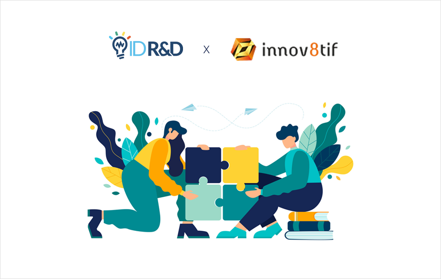 Innov8tif Partners with ID R&D for Remote Customer Onboarding