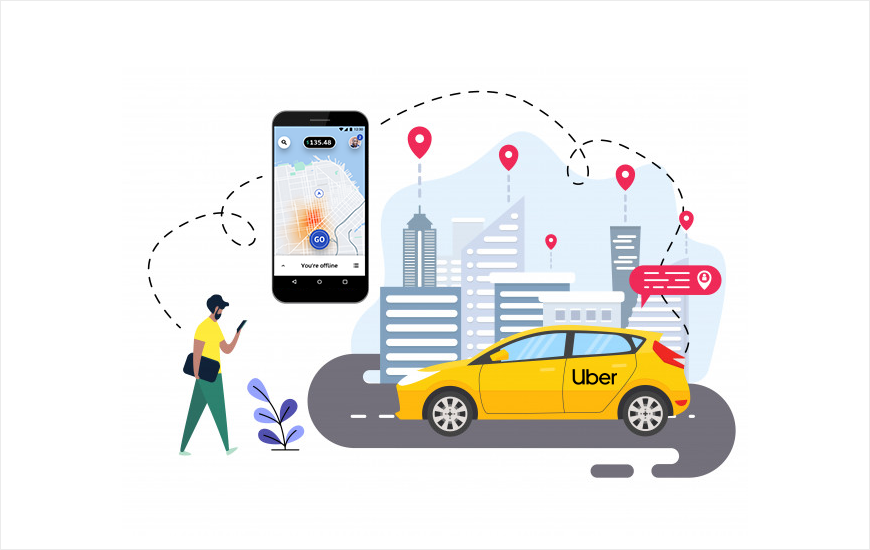 how to build an app like uber