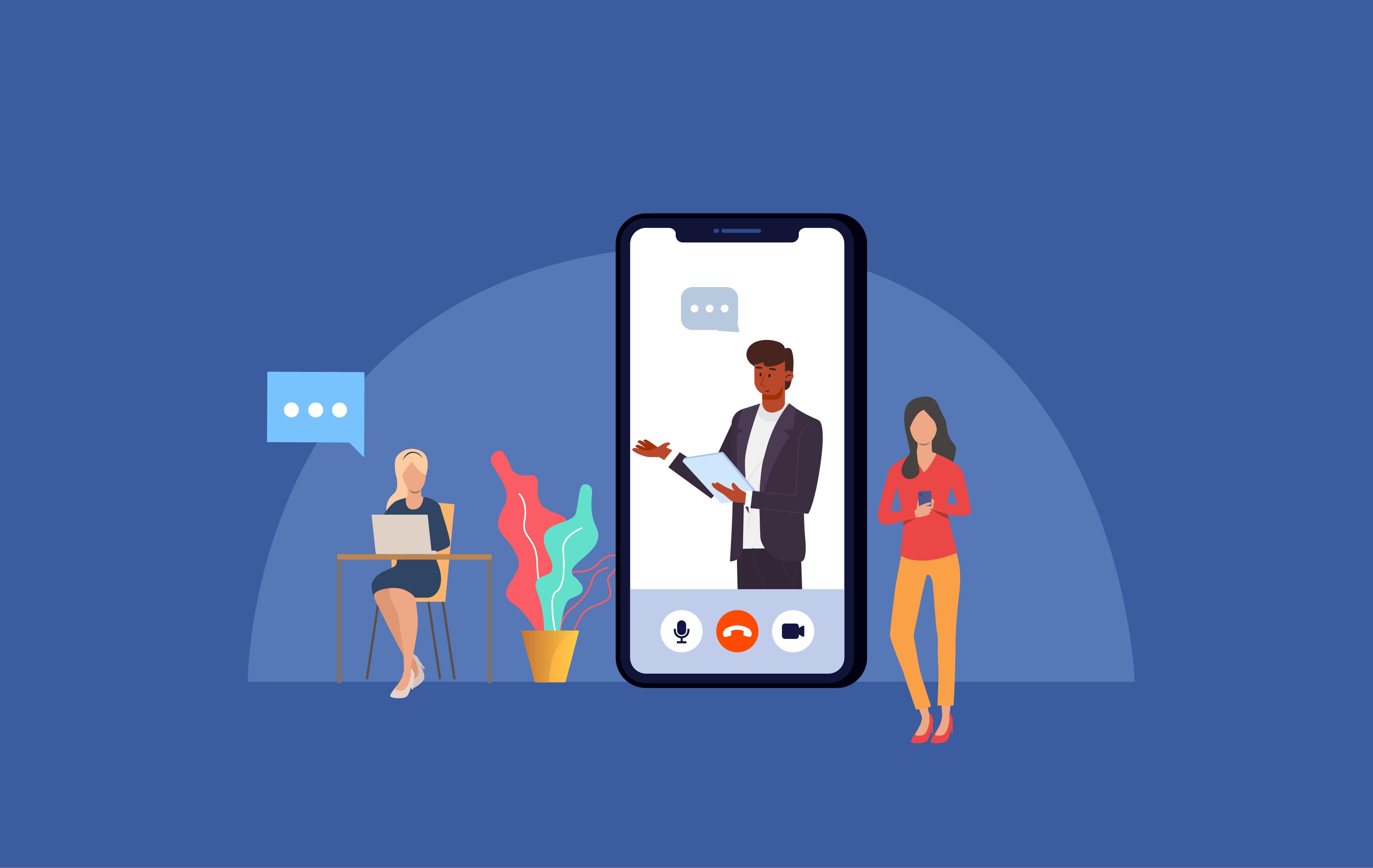 Chat Apps Changing The Working Environment In Organizations
