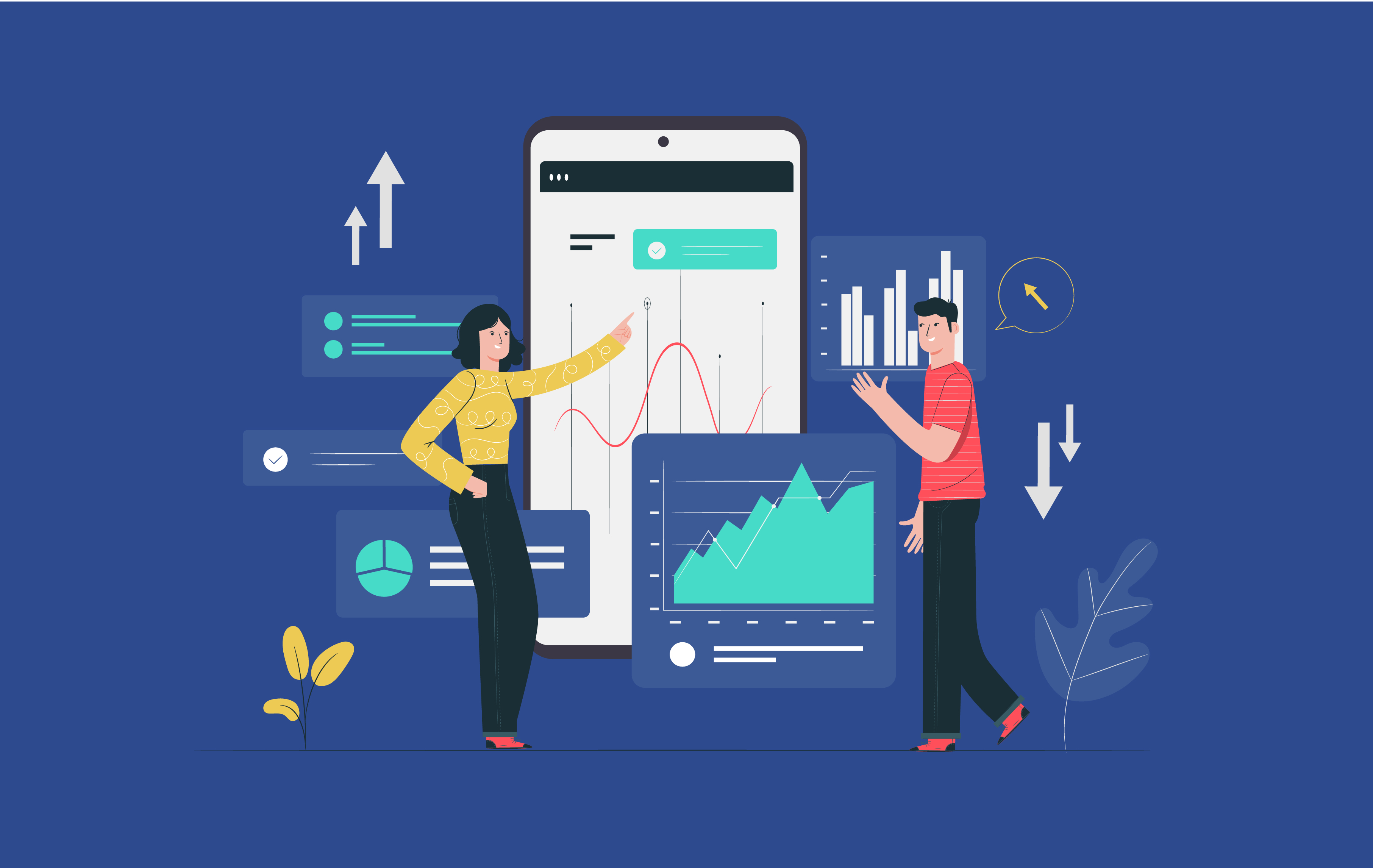 Statistics Around App Download