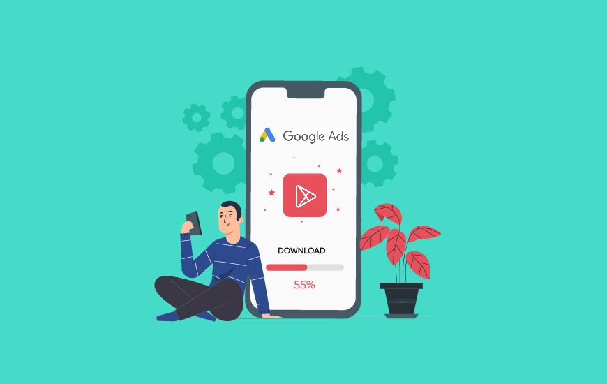 Boost Apps Installs Using Google Ads