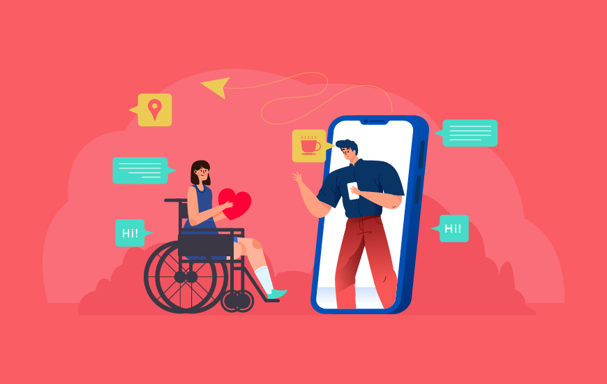 Dating Apps For Disabled People 2021