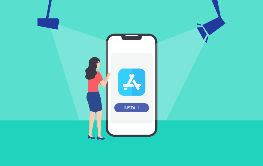 app store Journey