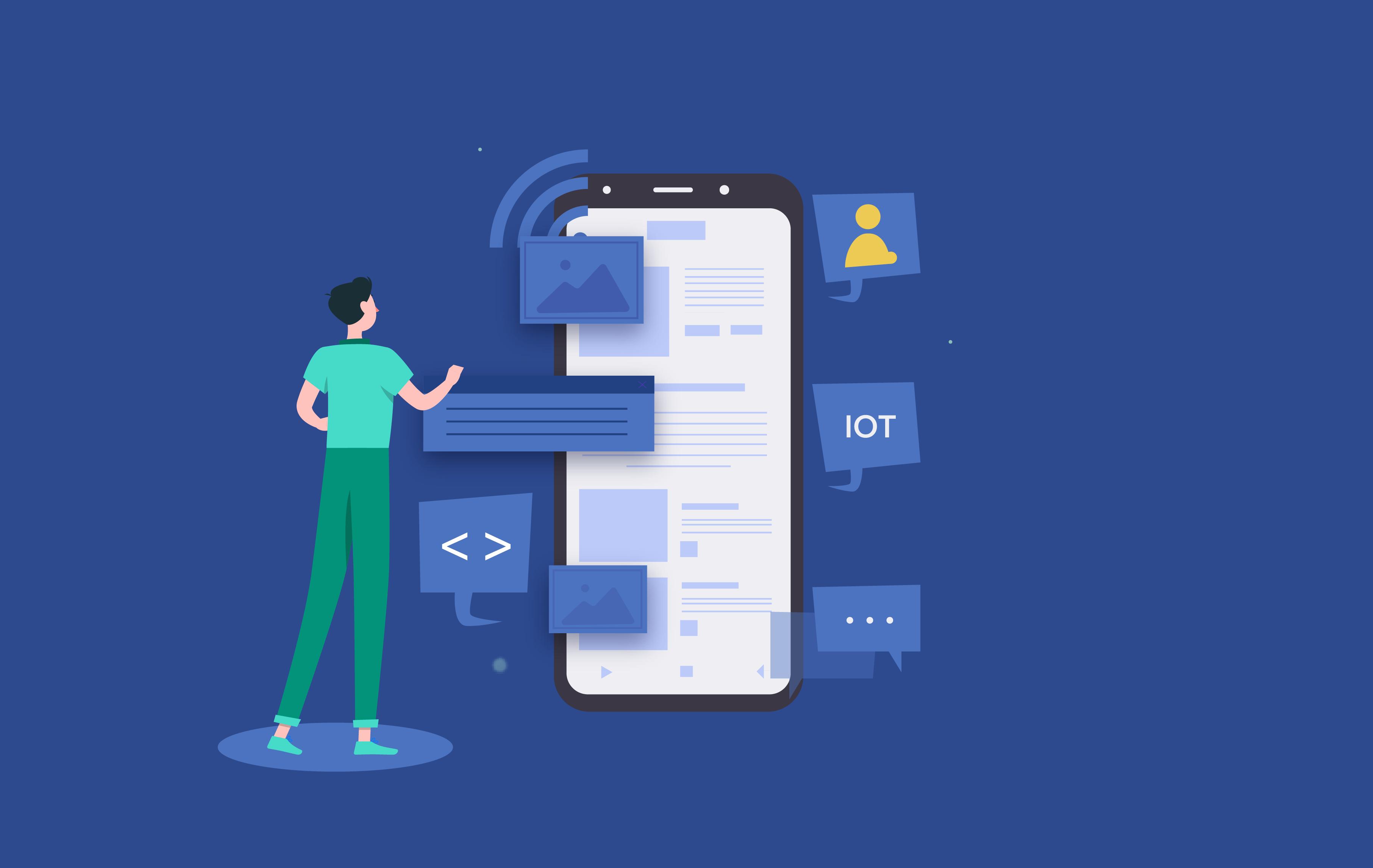 iot application development platform