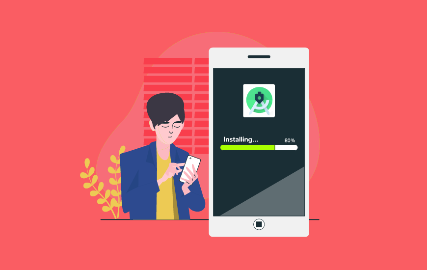 How to install Android Studion