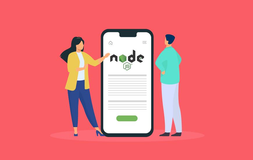 node application