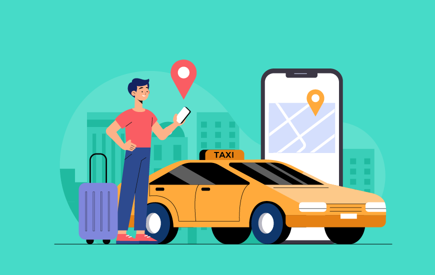 Factors To Consider While Developing A Taxi-Booking App