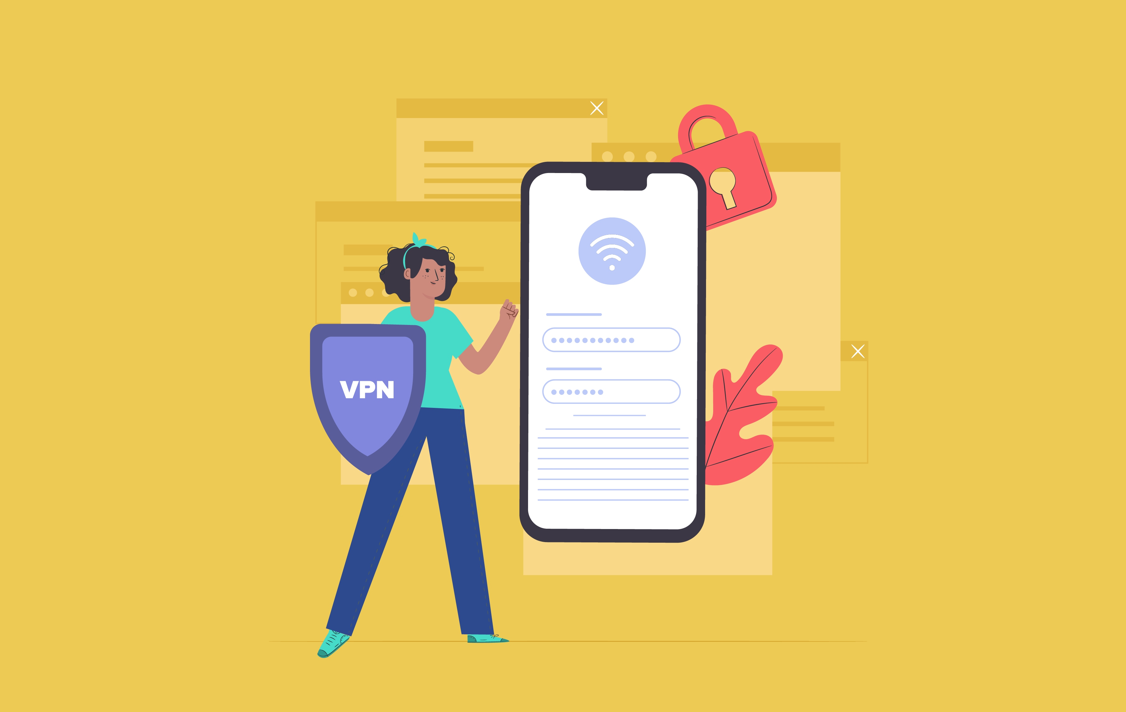 What does a VPN Do to Protect Users