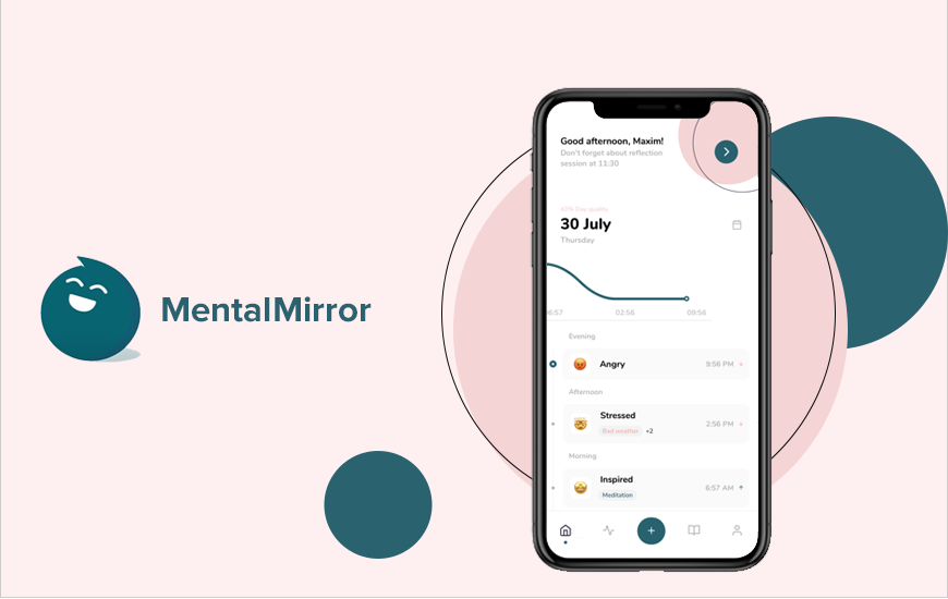 Max Mamoyco launches MentalMirror