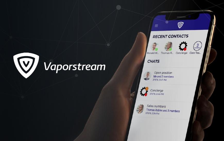 vaporstream-compliant-data-sharing