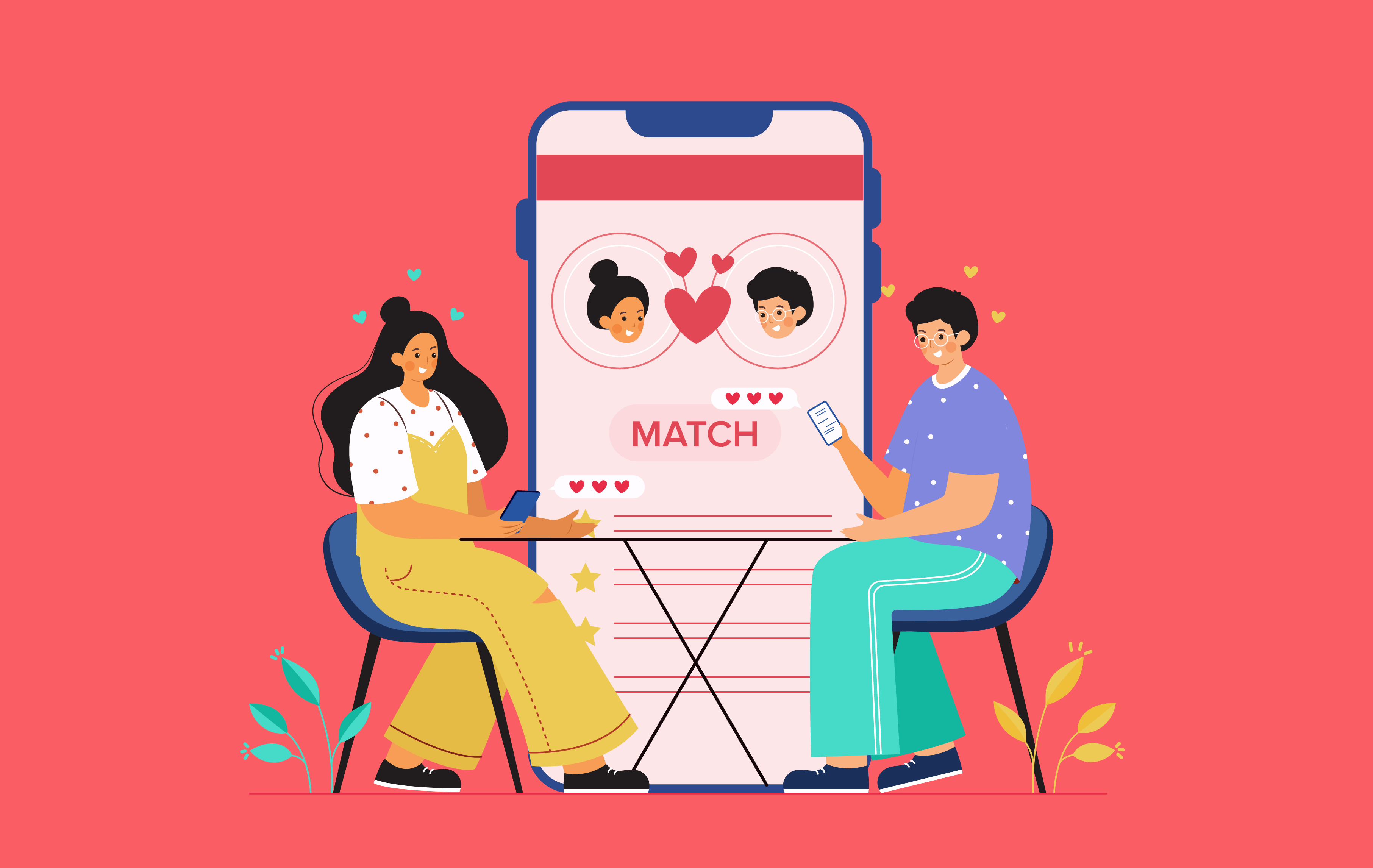 The Lucky Date: AI-powered Free Dating Platform for Adults