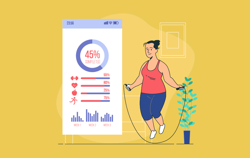 Top 20 Fitness Apps For Women To Stay Fit And Healthy In 2021
