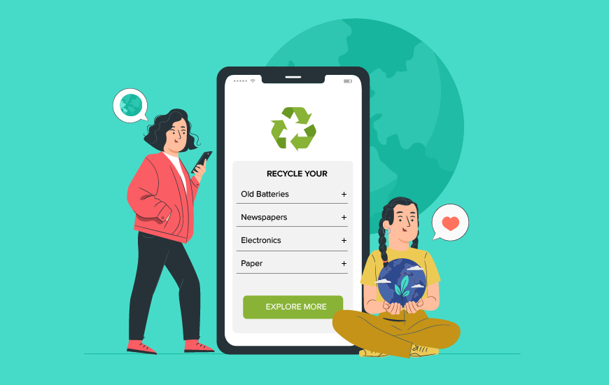 Best Eco Friendly Apps
