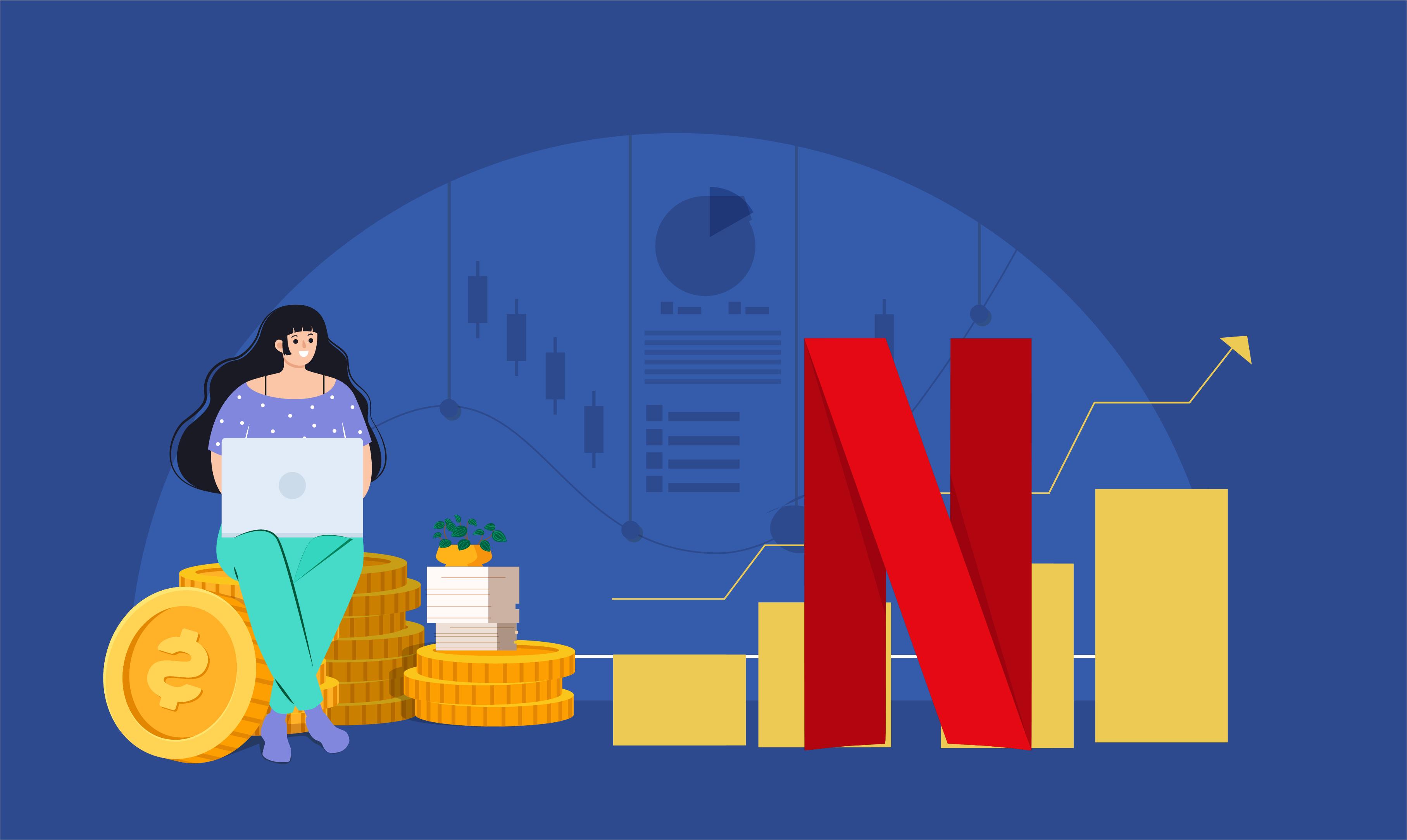 How does Netflix Make Money