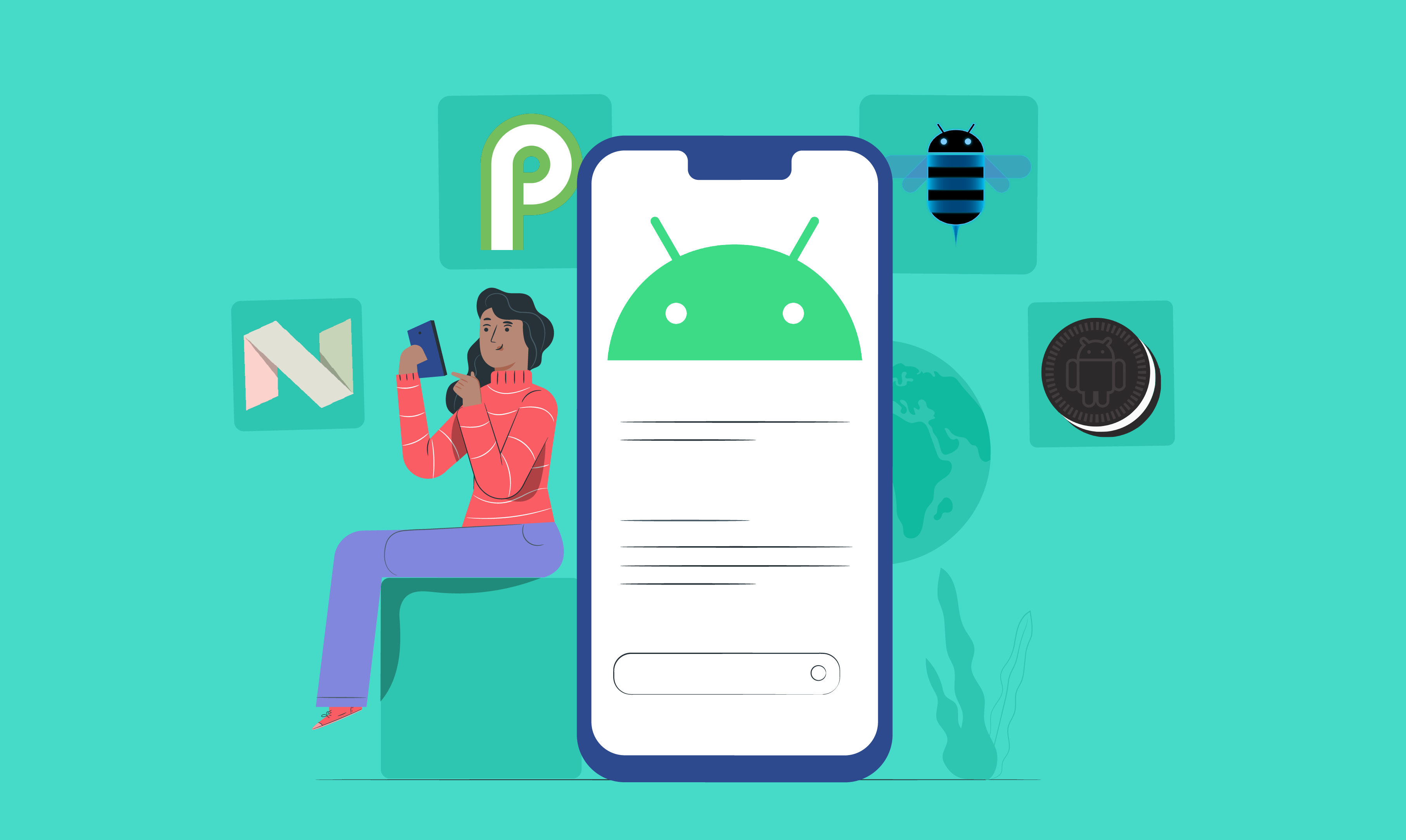 History of Android