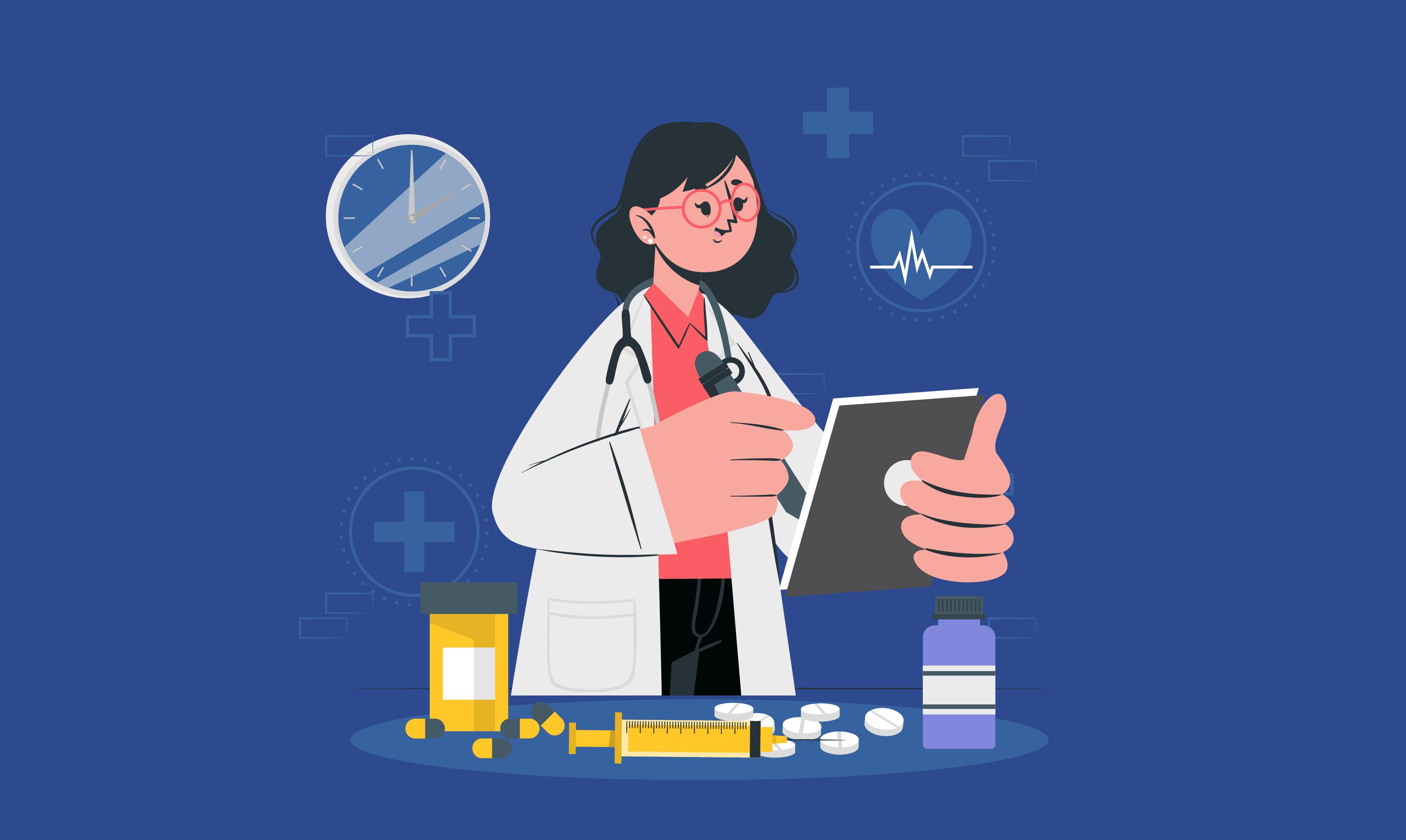 Develop a Telemedicine App