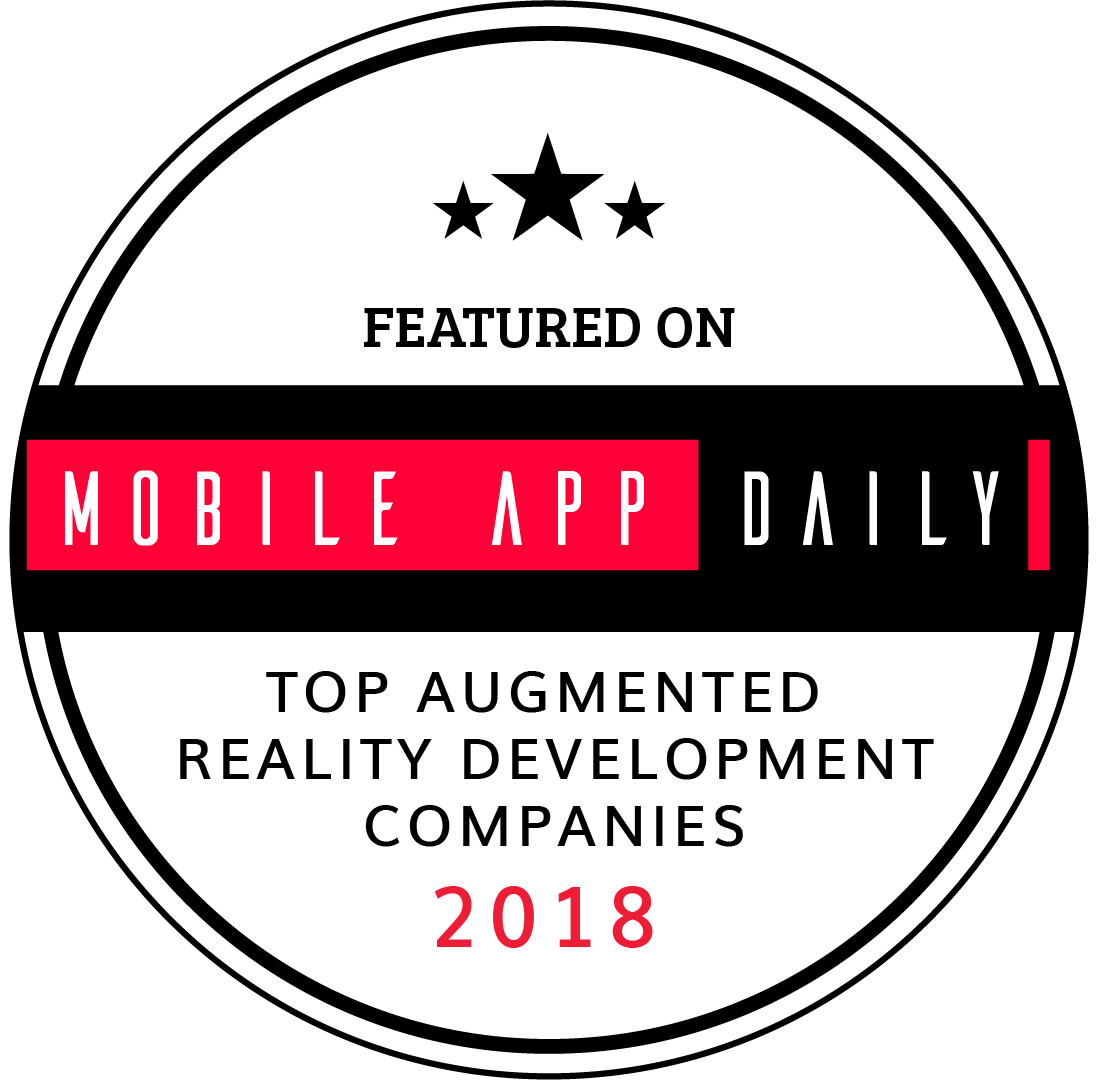 Top Augmented Reality Development Companies