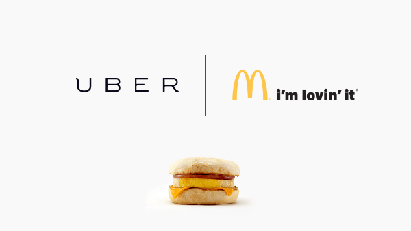 McDonald\'s Announces Partnership With Uber Technologies