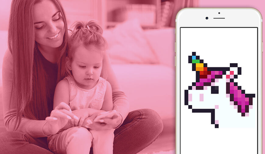 Latest Trend On App Store: Pixel Art Coloring Book Apps